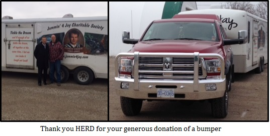 HERD donation bumper 2