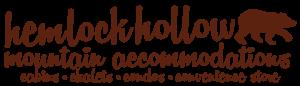 Hemlock Hollow Mountain Accommodations