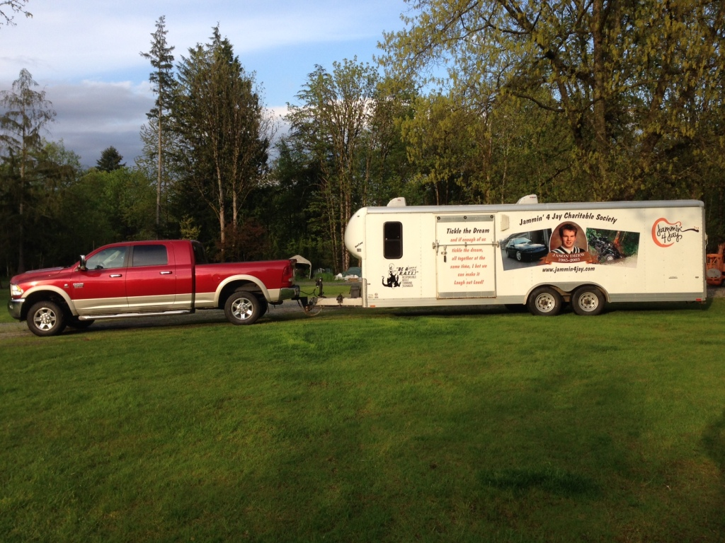 Truck and Trailer 2014